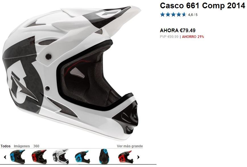 Casco 661 Comp 2014